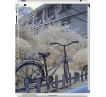Bicycle in Beijing iPad Case/Skin