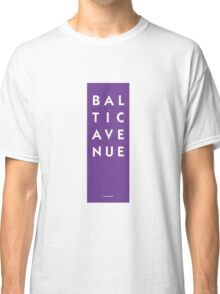 Baltic Avenue Classic T-Shirt