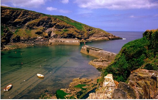 Port Isaac by RedHillDigital