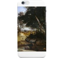 Jean-Baptiste-Camille Corot û The National Gallery of Art  iPhone Case/Skin