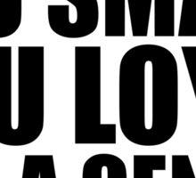DJ Khaled Words Of Wisdom (You Smart, You Loyal, You a Genius) Sticker
