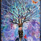 The goddess tree by Lilaviolet