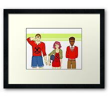 Miraculous Fashions 3 Framed Print