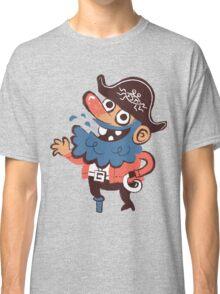 Cap'n Bluebeard Classic T-Shirt