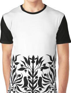 Berries Papercut Graphic T-Shirt