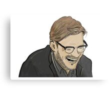 The Boss - Jurgen Klopp - LFC - The Normal One Metal Print