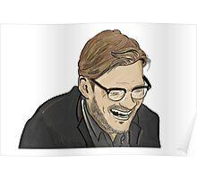 The Boss - Jurgen Klopp - LFC - The Normal One Poster