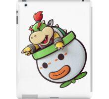 Mario - Bowser Jr iPad Case/Skin