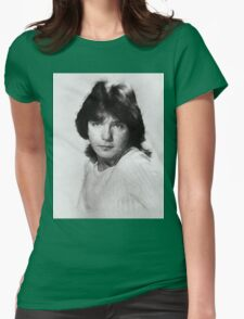 David Cassidy by John Springfield Womens Fitted T-Shirt