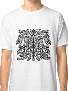 Apple Tree Papercut Classic T-Shirt