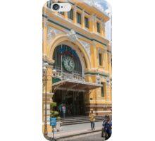 General Post Office Saigon Vietnam iPhone Case/Skin