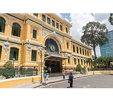 General Post Office Saigon Vietnam Photographic Print