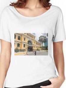 General Post Office Saigon Vietnam Women's Relaxed Fit T-Shirt