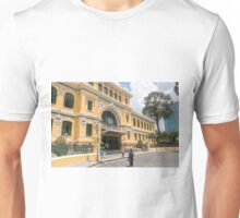 General Post Office Saigon Vietnam Unisex T-Shirt