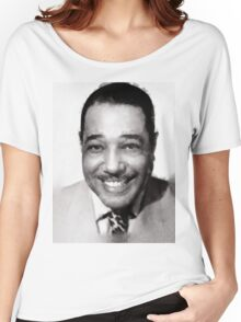 Duke Ellington by John Springfield Women's Relaxed Fit T-Shirt