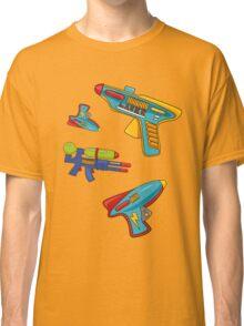 Water gun pattern Classic T-Shirt