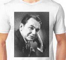 Edward G Robinson by John Springfield Unisex T-Shirt