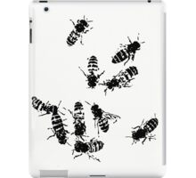 Wasps Ink iPad Case/Skin