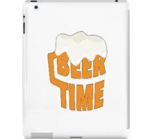 Beer Time iPad Case/Skin