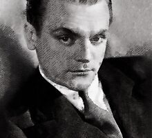 James Cagney by John Springfield by esotericaart