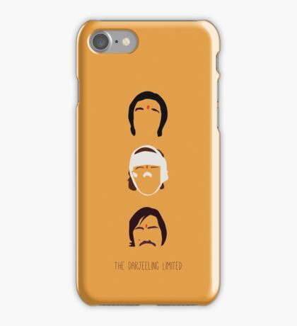 The Darjeeling Limited iPhone Case/Skin
