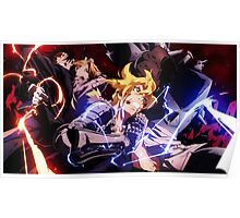 anime fullmetal alchemist brotherhood epic Poster