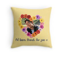 10 Things I Hate About You Throw Pillow