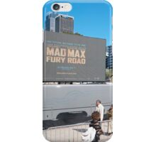 Mad Max Fury Road Sydney iPhone Case/Skin