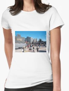 Mad Max Fury Road Sydney Womens Fitted T-Shirt