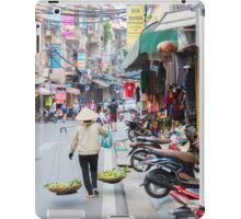 Hanoi Old Quarter,Vietnam iPad Case/Skin