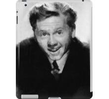 Mickey Rooney by John Springfield iPad Case/Skin