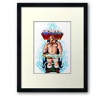 He-Bear Framed Print