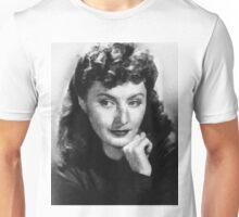 Barbara Stanwyck by John Springfield Unisex T-Shirt