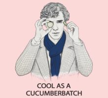 Cool As A Cucumberbatch Baby Tee