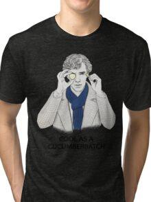 Cool As A Cucumberbatch Tri-blend T-Shirt