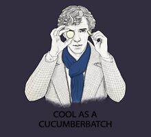 Cool As A Cucumberbatch Unisex T-Shirt