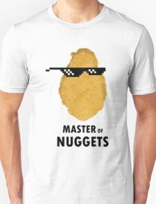 Master of Nuggets Unisex T-Shirt