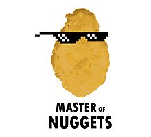Master of Nuggets Photographic Print