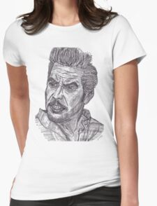 Clooney Womens Fitted T-Shirt
