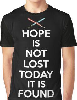 Force Awakens Graphic T-Shirt