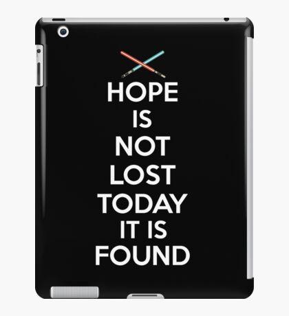 Force Awakens iPad Case/Skin