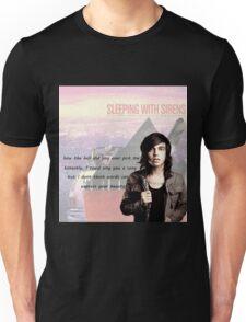 Kellin Quinn- quote + albums Unisex T-Shirt