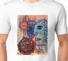 Guarding the Pomegranate Unisex T-Shirt