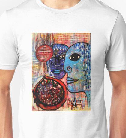Guarding the Pomegranate Unisex T-Shirt