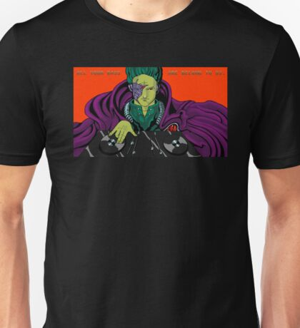 all your bass are belong to us Unisex T-Shirt