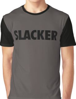 SLACKER Graphic T-Shirt