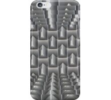 """""""Silver Vision"""" by Carter L. Shepard""""  iPhone Case/Skin"""