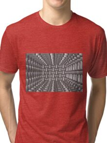 """Silver Vision"" by Carter L. Shepard""  Tri-blend T-Shirt"