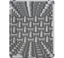 """Silver Vision"" by Carter L. Shepard""  iPad Case/Skin"