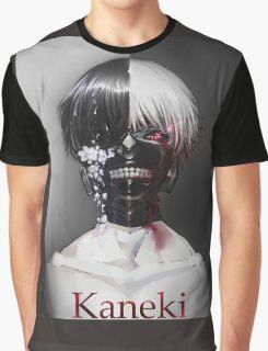 Ken Kaneki Black and White Graphic T-Shirt
